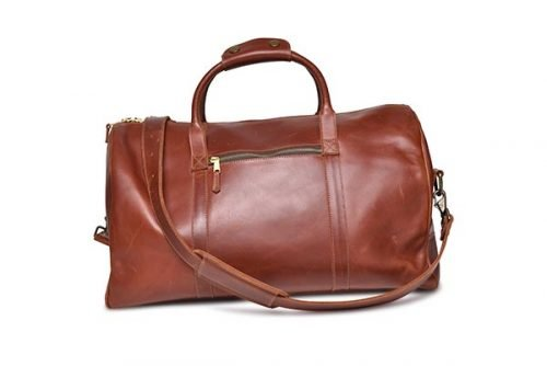 weekender plus luggage bag sangria
