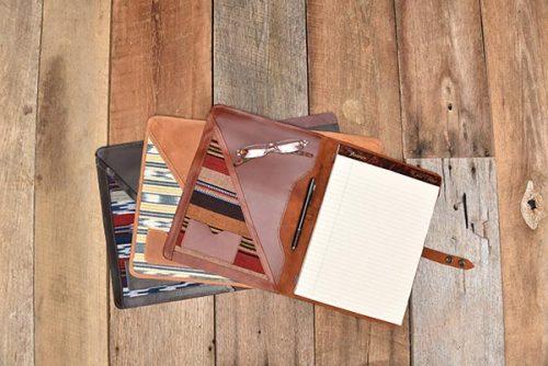 special leather portfolio